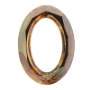 Swarovski 4137 Oval Cosmic Ring Fancy Stone 15x11mm Crystal Copper Cal (6 Pieces) - CLEARANCE