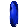 Swarovski 4161 Long Oval Fancy Stone 21x7mm Majestic Blue (48 Pieces)