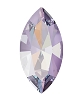 Swarovski 4228 Xilion Navette Fancy Stone 10x5mm Crystal Lavender DeLite (360 Pieces)