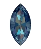 Swarovski 4228 Xilion Navette Fancy Stone 10x5mm Crystal Royal Blue DeLite (360 Pieces)