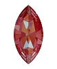Swarovski 4228 Xilion Navette Fancy Stone 10x5mm Crystal Royal Red DeLite (360 Pieces)