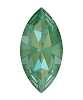 Swarovski 4228 Xilion Navette Fancy Stone 10x5mm Crystal Silky Sage DeLite (360 Pieces)