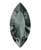 Swarovski 4228 Xilion Navette Fancy Stone 10x5mm Black Diamond (360 Pieces)