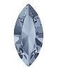 Swarovski 4228 Xilion Navette Fancy Stone 10x5mm Crystal Blue Shade (360 Pieces)