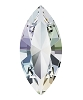 Swarovski 4228 Xilion Navette Fancy Stone 10x5mm Crystal AB (360 Pieces)