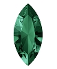 Swarovski 4228 Xilion Navette Fancy Stone 10x5mm Emerald (360 Pieces)