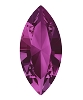 Swarovski 4228 Xilion Navette Fancy Stone 10x5mm Fuchsia (360 Pieces)