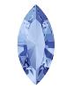 Swarovski 4228 Xilion Navette Fancy Stone 10x5mm Light Sapphire (360 Pieces)