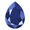 Swarovski 4320 Pear Fancy Stone 18x13mm Crystal Royal Blue