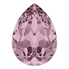 Swarovski 4320 Pear Fancy Stone 10x7mm Crystal Antique Pink (144 Pieces)