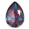 Swarovski 4320 Pear Fancy Stone 14x10mm Crystal Burgundy DeLite (144 Pieces)