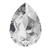 Swarovski 4320 Pear Fancy Stone 6x4mm Crystal (360 Pieces)