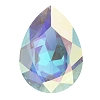 Swarovski 4320 Pear Fancy Stone 18x13mm Crystal AB