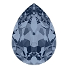 Swarovski 4320 Pear Fancy Stone 10x7mm Denim Blue (144 Pieces)