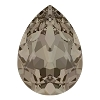 Swarovski 4320 Pear Fancy Stone 14x10mm Greige (144 Pieces)