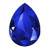 Swarovski 4320 Pear Fancy Stone 6x4mm Majestic Blue (360 Pieces)