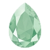 Swarovski 4320 Pear Fancy Stone 14x10mm Crystal Mint Green (144 Pieces)