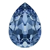 Swarovski 4320 Pear Fancy Stone 18x13mm Montana