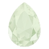Swarovski 4320 Pear Fancy Stone 14x10mm Crystal Powder Green (144 Pieces)