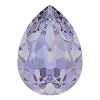 Swarovski 4320 Pear Fancy Stone 14x10mm Provence Lavender (144 Pieces)