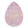 Swarovski 4320 Pear Fancy Stone 14x10mm Rose Water Opal (144 Pieces)