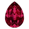 Swarovski 4320 Pear Fancy Stone 6x4mm Ruby (360 Pieces)