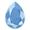 Swarovski 4320 Pear Fancy Stone 14x10mm Crystal Summer Blue (144 Pieces)