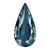 Swarovski 4322 Teardrop Fancy Stone 10x5mm Denim Blue (72 Pieces)