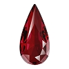 Swarovski 4322 Teardrop Fancy Stone 10x5mm Scarlet (72 Pieces)