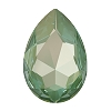 Swarovski 4327 Pear Fancy Stone 30X20mm Crystal Silky Sage DeLite (24 Pieces)