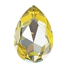 Swarovski 4327 Pear Fancy Stone 30X20mm Crystal Sunshine DeLite (24 Pieces)