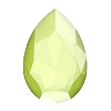 Swarovski 4327 Pear Fancy Stone 30x20mm Crystal Lime (24 Pieces)