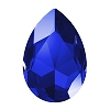 Swarovski 4327 Pear Fancy Stone 30x20mm Majestic Blue (24 Pieces)