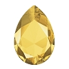 Swarovski 4327 Pear Fancy Stone 30X20mm Crystal Metallic Sunshine (24 Pieces)