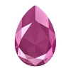 Swarovski 4327 Pear Fancy Stone 30X20mm Crystal Peony Pink (24 Pieces)