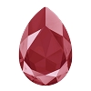 Swarovski 4327 Pear Fancy Stone 30x20mm Crystal Royal Red (24 Pieces)