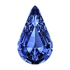 Swarovski 4328 Xilion Pear Fancy Stone 6x3.6mm Sapphire (720 Pieces)