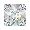 Swarovski 4418 Xilion Pointed Square Fancy Stone 6mm Crystal AB (216 Pieces)