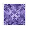 Swarovski 4418 Xilion Pointed Square Fancy Stone 6mm Tanzanite (216 Pieces)