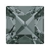 Swarovski 4428 Xilion Square Fancy Stone 8mm Black Diamond (144 Pieces)