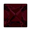 Swarovski 4428 Xilion Square Fancy Stone 4mm Burgundy (1,440 Pieces)