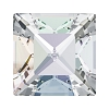 Swarovski 4428 Xilion Square Fancy Stone 8mm Crystal AB (144 Pieces)