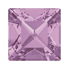 Swarovski 4428 Xilion Square Fancy Stone 8mm Light Amethyst (144 Pieces)