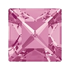Swarovski 4428 Xilion Square Fancy Stone 1.5mm Rose (1,440 Pieces)