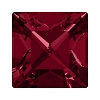 Swarovski 4428 Xilion Square Fancy Stone 1.5mm Siam (1,440 Pieces)