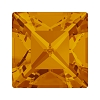 Swarovski 4428 Xilion Square Fancy Stone 4mm Tangerine (1,440 Pieces)