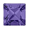 Swarovski 4428 Xilion Square Fancy Stone 3mm Tanzanite (1,440 Pieces)