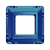 Swarovski 4439 Square Ring Fancy Stone 14mm Crystal Bermuda Blue (72 Pieces)