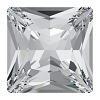 Swarovski 4447 Princess Square Fancy Stone 8mm Crystal (144 Pieces)