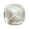 Swarovski 4461 Classical Square Fancy Stone 12mm Crystal Silver Shade (72 Pieces)